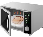 【昭和な話】昭和の大発明!電子レンジが我が家に台所革命を!