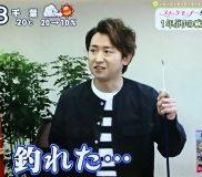嵐・大野智さん スナック・モッチーにご来店(ズムサタ/2018年4月7日)