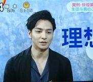 🎤生田斗真さん 日本テレビzipでのインタビュー(2018年5月11日放送)