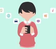 人気アプリを調査! 仕事にも生かされるアプリとは?