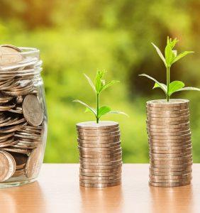 【楽天証券100円積立投資】初めての投資信託でチョッピリ利益
