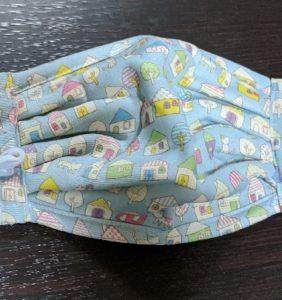 👴👵布製マスクと布製尿漏れ対策商品