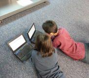 💻我が家の近隣小中学校もオンライン授業の準備を始めました